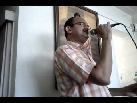 Main shayar badnaam ...sung by Shailen Ambegaokar . 141212.mp4...