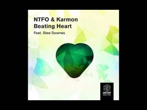 NTFO & Karmon - Beating Heart feat. Stee Downes (Original Mix)