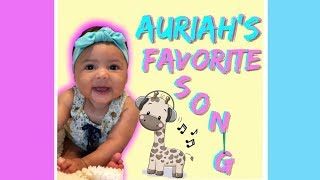 Cutest baby's reaction to Sam Smith- Too Good at Goodbye