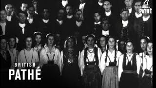 Yugoslavian Choir (1940)