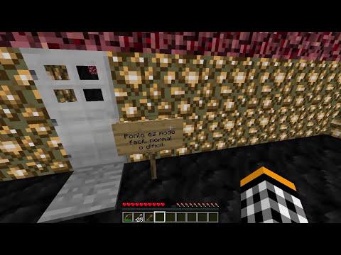 LAS 7 PRUEBAS DE LUH! | Minecraft Mapa del Suscriptor