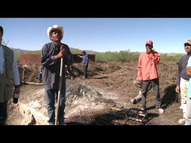 San Juan de Guadalupe, Durango: Los estragos de la sequía 2012 (segunda parte)