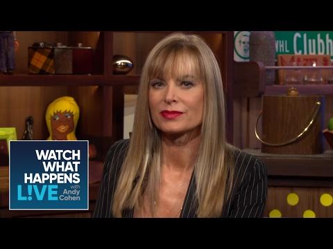 Eileen Davidson Talks Lisa Vanderpump's Comments - RHOBH - WWHL