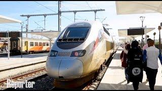 Alboraq: Bien plus qu'un train, un transport performant et social