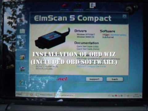 OBD2-PC-interfaces: ElmScan 5 Compact vs OBD Link