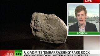 The Spy Who Stoned Me_ UK admits British rock invasion