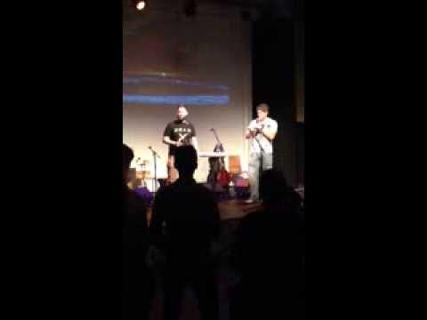 Cornish Oafs: Singing South Australia at Kernow Y'n Sita 2014