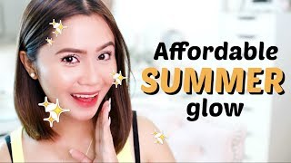 AFFORDABLE SUMMER GLOW ft. iWhite Korea BBHolic | Anna Cay ♥