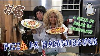 CDMB #6 - Pizza de Hambúrguer