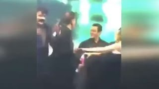 Leaked: Salman Khan Grooves To Daddy Mummy At Chiranjeevi's 60th Birthday!