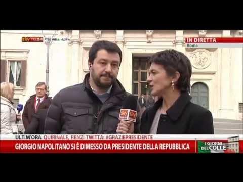 Futuro presidente Repubblica? NON un altro di SINISTRA. Napolitano complice SVENDITA Italia a Europa