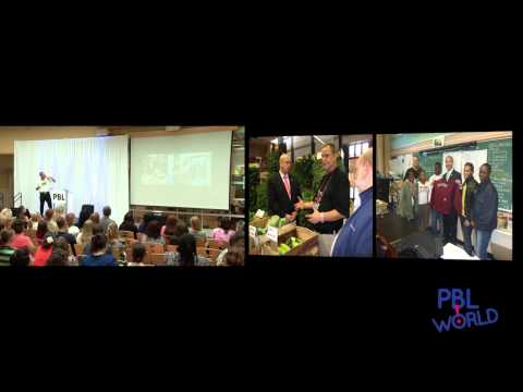 Stephen Ritz Keynote - PBL World 2013