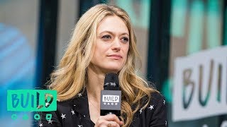 "Marin Ireland Talks About ""Sneaky Pete"" And ""On The Exhale"" 