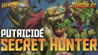 Secret Putricide Hunter (Dumpster Legend, Season 42)