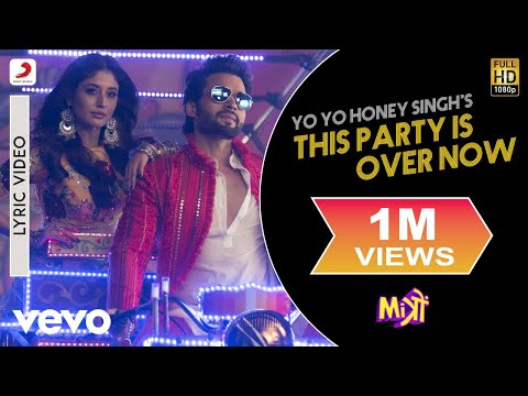 Yo Yo Honey Singh - Yo Yo Honey Singh| Lyric Video| Mitron| Jackky| Kritika