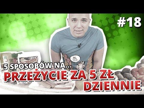 TV jaja - 5 sposobów na... PRZEŻYCIE ZA 5 ZŁ DZIENNIE