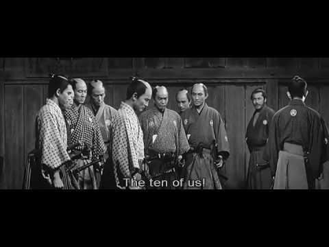 SANJURO - Trailer - HQ - (1962)