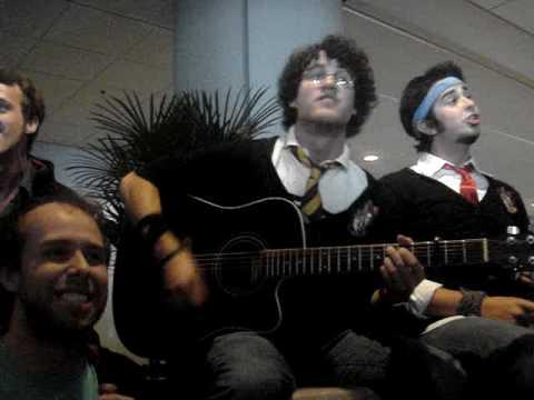 Darren Criss - Goin Back To Hogwarts