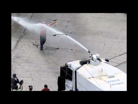 Turkish Protesters And Police Clash Again After Removal Of Square