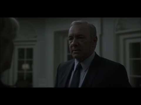 Coldest scene in House of Cards