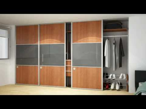 Closets Modulares Orbis Home 2010 - YouTube