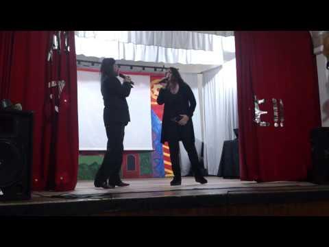 """Silvana Veirana y Julian Perez cantan  """"Como tu mujer"""" de Marco Antonio Solis"""