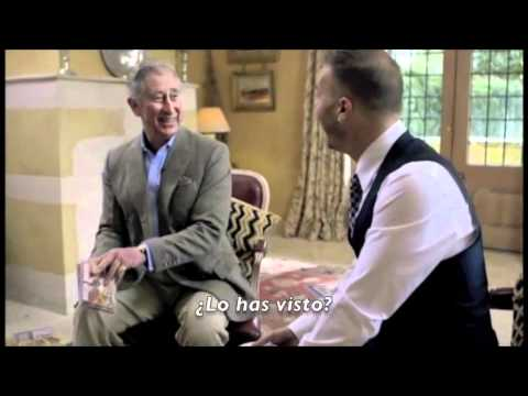 Gary Barlow: On Her Majesty's Service (Part 1) [with Spanish subtitles]