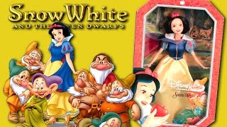 Disney Snow White Doll Toy Review 2017