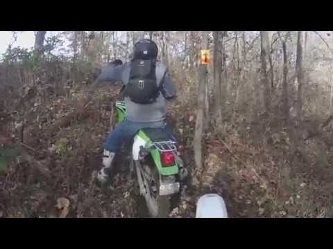 "2014 ""Bitter End"" - Dual Sport Ride in Morrison, Illinois."