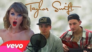 TAYLOR SWIFT - BLANK SPACE COVER ON CHATROULETTE - PRANK