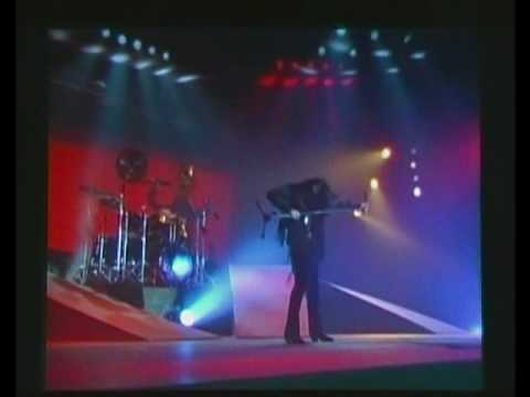 The Cult - Fire Woman Official Video