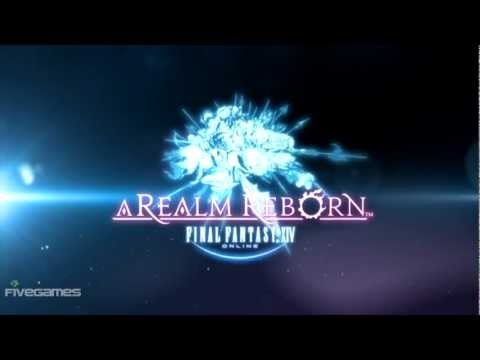 Final Fantasy XIV: Legendado - A Realm Reborn [HD]