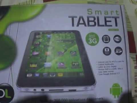 Recuperando o Tablet DL T-704 ou T7