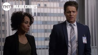Major Crimes: Suspects Or Material Witnesses - Season 6, Ep. 2 [CLIP] | TNT