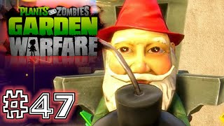 Plants Vs. Zombies - GARDEN WARFARE - PART 47 - GNOMEZ EVERYWHERE! (HD GAMEPLAY)