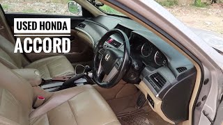 Used Honda Accord Review   Luxury Car Buying Guide