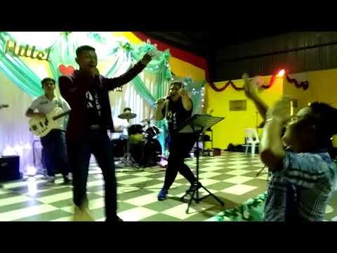 Nogap pngirindu-M'sixteens Band