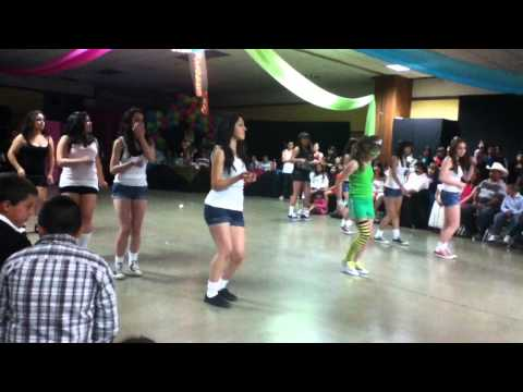 Kaylie's Xv Surprise Dance video
