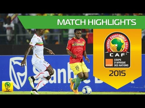 Guinea - Mali | CAN Orange 2015 | 28.01.2015