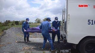 Phát hiện xác chết nam thanh niên lõa thể trên sông Sài Gòn