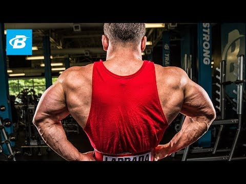 Hunter Labrada's Back Workout: 5 Moves To Mile-Wide Lats - Bodybuildin...