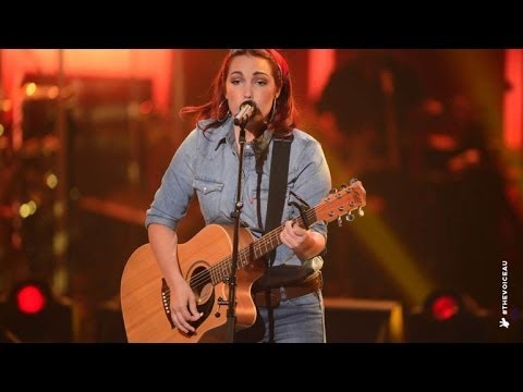 Taila Gouge Sings Red Neck Woman | The Voice Australia 2014 video