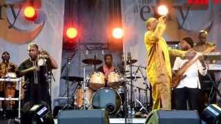 Youssou Ndour à Evry