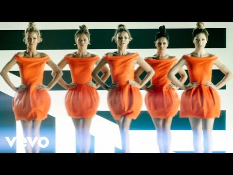 Girls Aloud - Something New klip izle