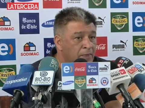 Claudio Borghi ratifica que Vidal se disculpó y jugará ante Bolivia
