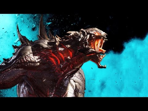 EVOLVE - Gameplay du Mode Solo