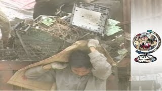 Electronic Trash Village - China