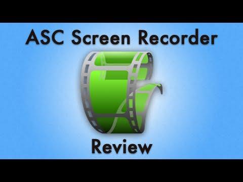ASC - Screen Recorder for Android [Root not required]