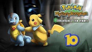 Let's Play Pokémon Mystery Dungeon: Himmel [Blind / German] - #10 - Aus dem Hinterhalt