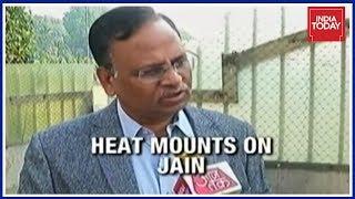 CBI Seizes Alleged Benami Assets Of AAP Mantri Jain In Bribery Case